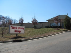 Concord self storage from A Town and Country Storage - Huntersville
