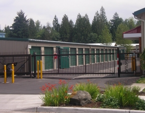 Olympia self storage from Trosper Self Storage