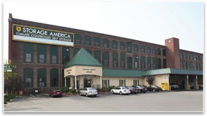 Providence self storage from Storage America - Central Falls