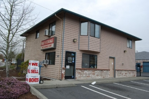 Burien self storage from Des Moines Way Self Storage