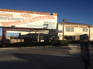 photo of Orangecrest Self Storage - Riverside
