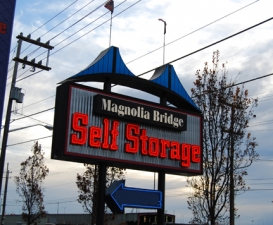 Seattle self storage from Magnolia Bridge Self Storage