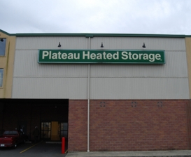 Sammamish self storage from Plateau Self Storage