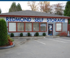 Kirkland self storage from Redmond Self Storage