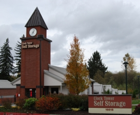 photo of Mill Creek Clock Tower Self Storage