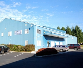 Portland self storage from Ace Heated Mini Storage