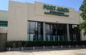 New Orleans self storage from Fort Knox Climate Controlled Self Storage Complex
