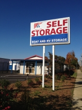 Walls self storage from Devon Self Storage - Fontaine Rd.