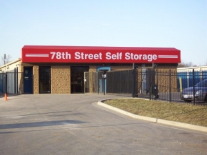 Shawnee self storage from 78th St Self Storage