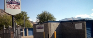 Mapleton self storage from Utah Self Storage - Springville