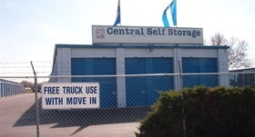 photo of Central Self Storage - San Jose
