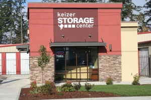 Salem self storage from Keizer Storage Center