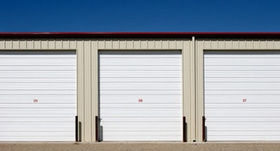Belton self storage from Central Self Storage - Belton