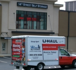 photo of Fourteenth Street Self Storage