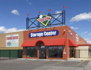 St Louis self storage from Grand Slam Storage Center