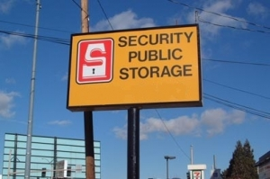 Reno self storage from Security Public Storage - Sparks