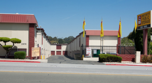 Vallejo self storage from Security Public Storage - San Pablo