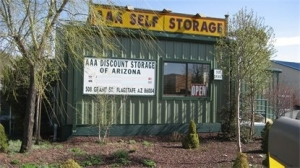 Flagstaff self storage from AAA Discount Storage