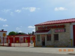 Amarillo self storage from All Storage - Amarillo Hardy