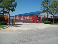 El Reno self storage from All Storage - Yukon I-40