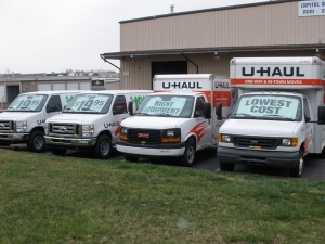 Oxon Hill self storage from Capital Beltway Mini Storage