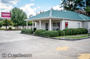 Slidell self storage from CubeSmart Self Storage