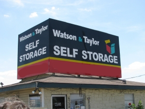 San Antonio self storage from Watson & Taylor Self Storage - Judivan