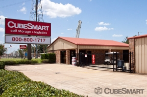 Cypress self storage from CubeSmart Self Storage