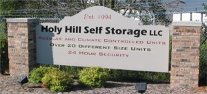 Germantown self storage from Holy Hill Self Storage