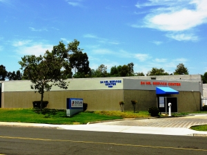 Chula Vista self storage from The Eastlake Self Storage
