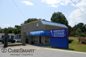 Charleston self storage from American Storage Rental Spaces