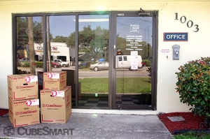Mount Pleasant self storage from American Storage Rental Spaces