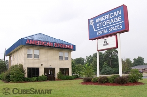 Sumter self storage from American Storage Rental Spaces