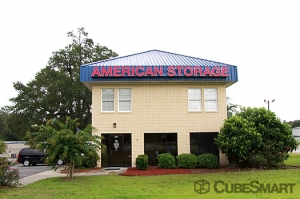 Hinesville self storage from American Storage Rental Spaces