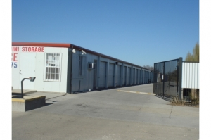 Belton self storage from Hallmark Mini Storage