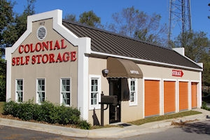 Colonial Self Storage - 1412 Hwy 98