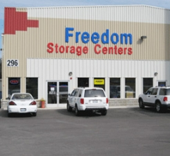 Federal Way self storage from Freedom Storage Centers - Milton