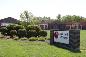 Brownsburg self storage from Access Self Storage of Heartland Crossing