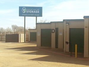 Seagoville self storage from Great Value Storage - Mesquite
