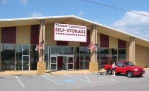 Muscle Shoals self storage from Climate Guard Self Storage