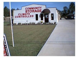 photo of Community Self Storage - Spanish Fort