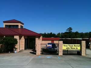 Hattiesburg self storage from Golden Eagle Self Storage