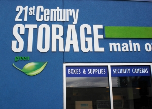 Glenside self storage from 21st Century Storage - Philadelphia