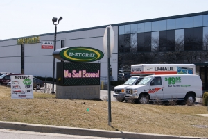 Lombard self storage from U-STOR-IT Carol Stream