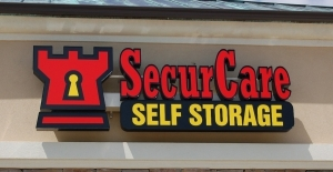 College Station self storage from SecurCare Self Storage - Bryan - Baker Ave