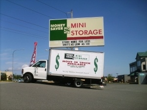Lynnwood self storage from Money Saver Mukilteo