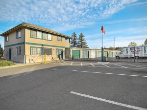 Portland self storage from Money Saver Johnson Creek