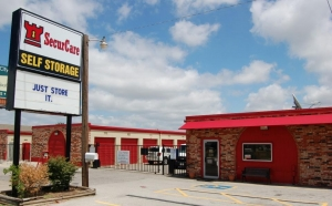 Oklahoma City self storage from SecurCare Self Storage - Oklahoma City - S Meridian Ave.