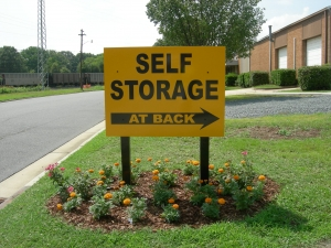 Matthews self storage from Self Storage Center