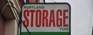 Portland self storage from Portland Storage Too